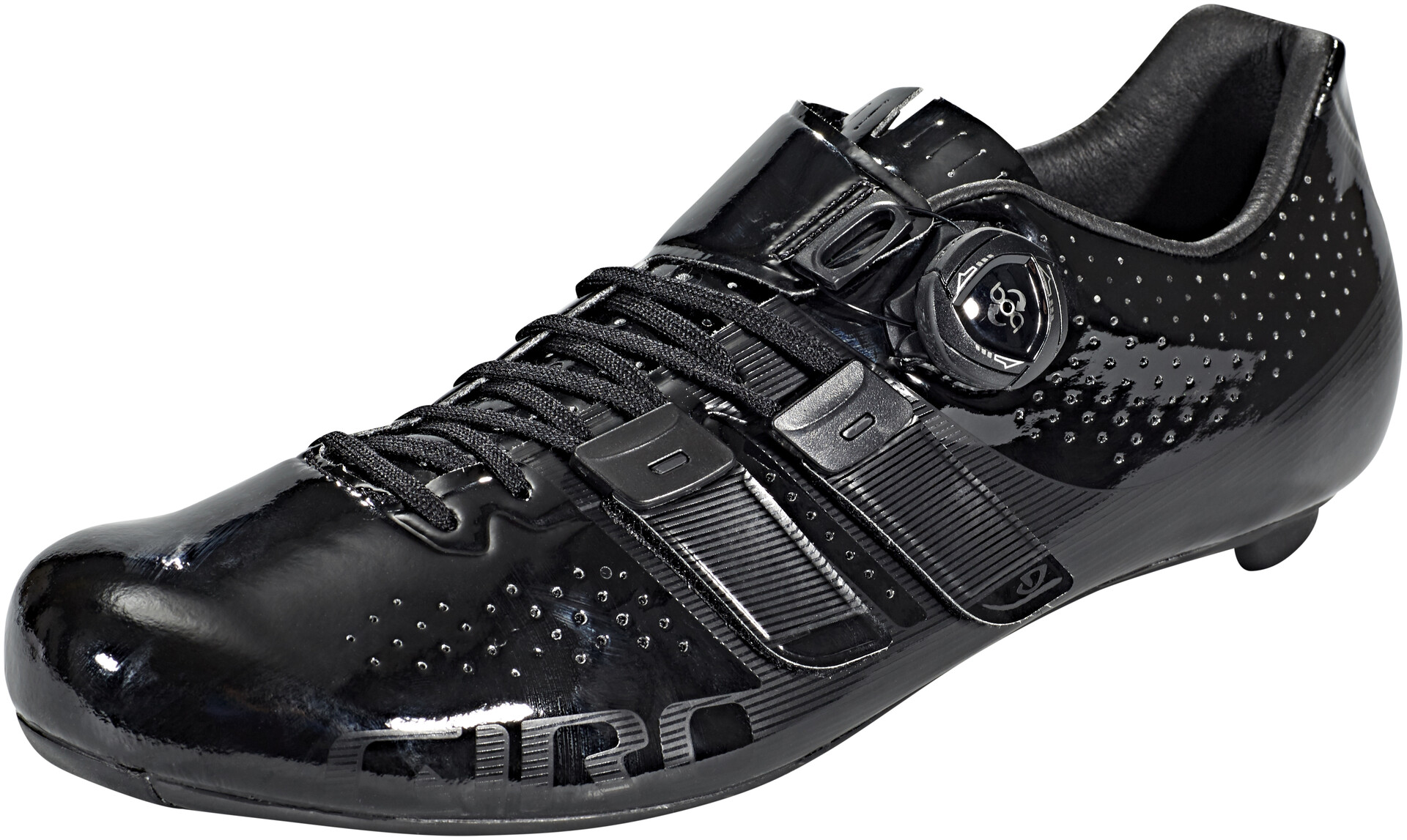 Giro Factor Techlace Shoes Men black at